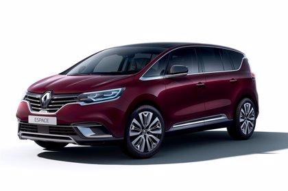 Renault actualiza el Espace, con una nueva consola central y llantas de hasta 20 pulgadas