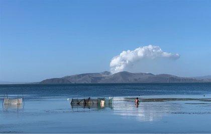 Un volcán filipino puede desatar un evento de El Niño el próximo invierno