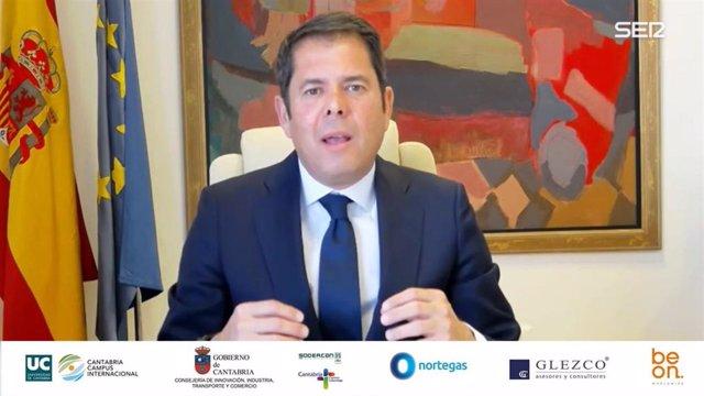 Gerardo Cuerva en el Foro Ser Cantabria