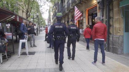 """El TSJPV condena al Gobierno Vasco por """"vulnerar el derecho a la integridad física"""" de los agentes de la Ertzaintza"""