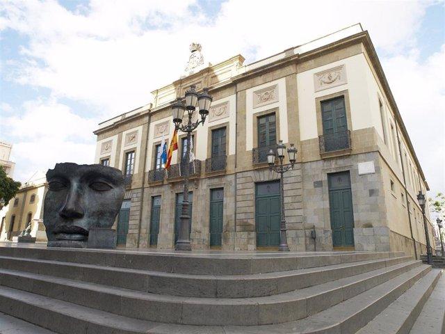 Coronavirus.- El Teatro Guimerá (Tenerife) cancela la obra 'Escenas de la vida conyugal'