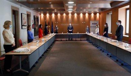 El Principado acuerda con grupos de la oposición la postura de Asturias para negociar la financiación autonómica