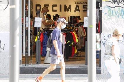 Las ventas de moda se desploman un 72,6% en mayo por el coronavirus