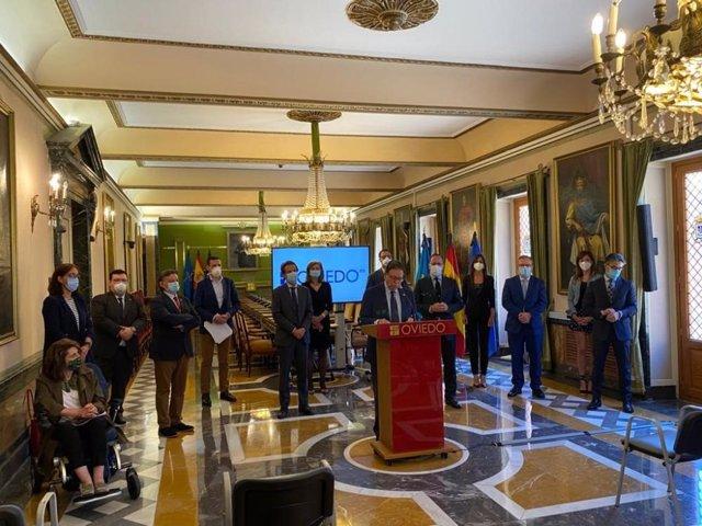 Presentación del Plan de Reactivación Económica