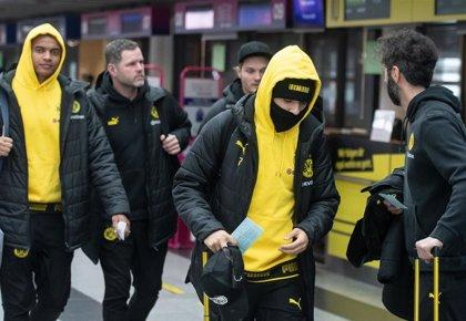La Bundesliga multa a Sancho y Akanji por violar el protocolo de higiene en el peluquero