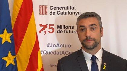 """Solé después de que el TSJC lo envíe a juicio: """"La causa contra el independentismo no se detiene"""""""