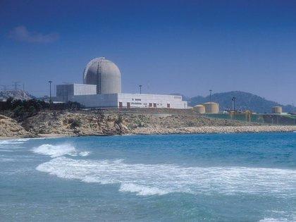 El CSN empieza a estudiar la solicitud de renovación de la licencia de la central nuclear Vandellós II (Tarragona)