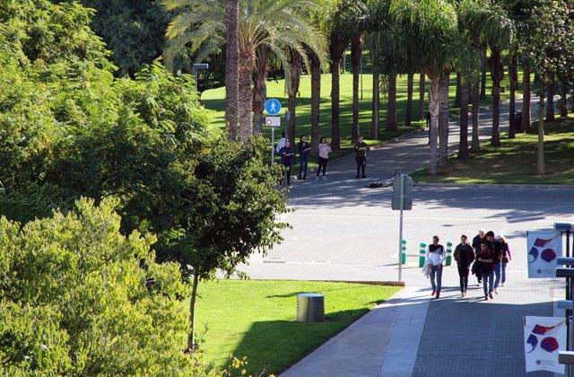 Campus de la Universitat Politècnica de València