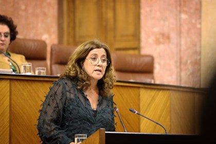 Cs anuncia la renuncia de Mar Hormigo como senadora por Andalucía y propone a su portavoz en Diputación de Huelva