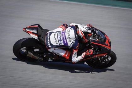 """Arenas, líder de Moto3: """"Mentalmente estoy muy motivado"""""""