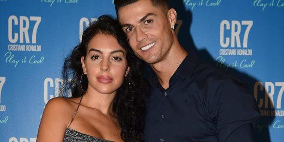 2. Cristina Ronaldo y Georgina Rodríguez, así ha sido el inolvidable cumpleaños de sus hijos