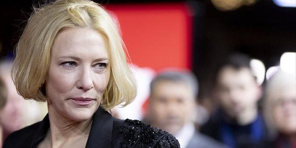 1. Cate Blanchett sufre un accidente con una motosierra