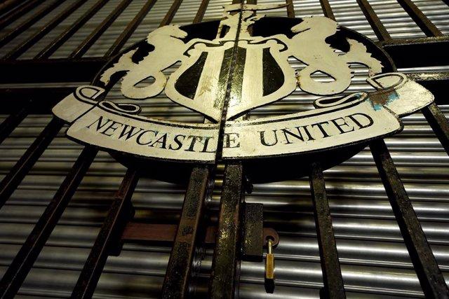 Puertas de St James' Park, estadio del Newcastle United