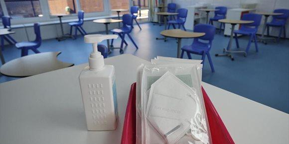1. Un total de 55 centros educativos reabren desde este lunes en Cantabria