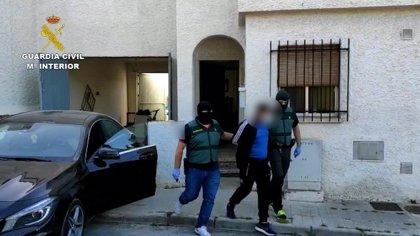 Tres detenidos en El Ejido (Almería) acusados de un asesinato en diciembre relacionado con el narcotráfico