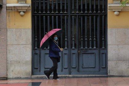La lluvia y las tormentas ponen hoy en riesgo a nueve provincias de la mitad norte peninsular, entre ellas a La Rioja