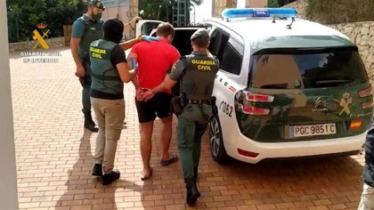 Desmantelada en la Marina una banda liderada por un fugado de la justicia lituana que vendía marihuana por toda Europa