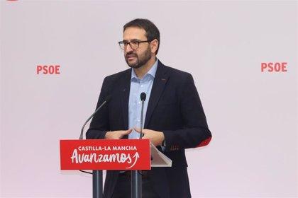 El PSOE pretende seguir pactando con más sectores medidas para reconstruir C-LM