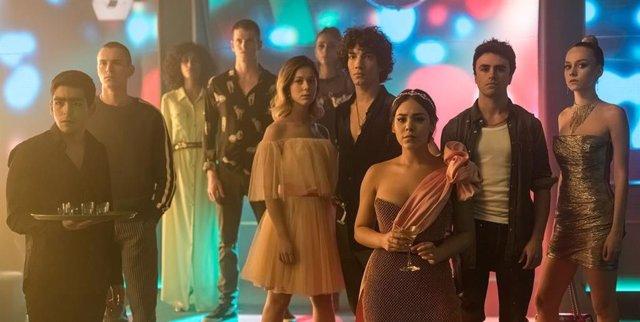 Imagen de la temporada 3 de Élite