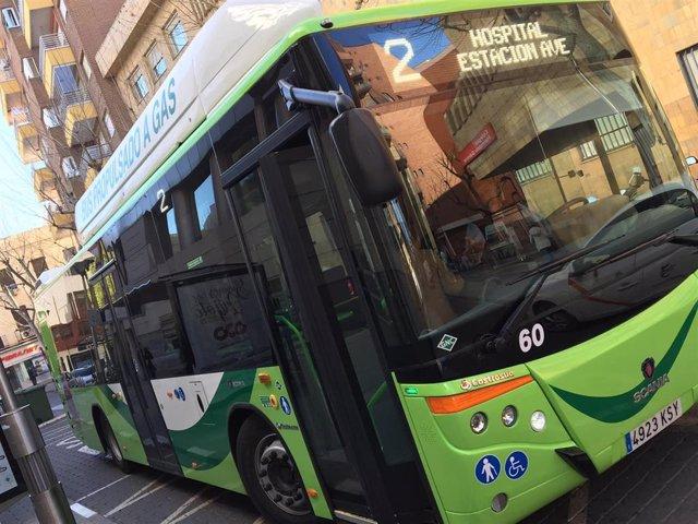 Autobús urbano de Ciudad Real