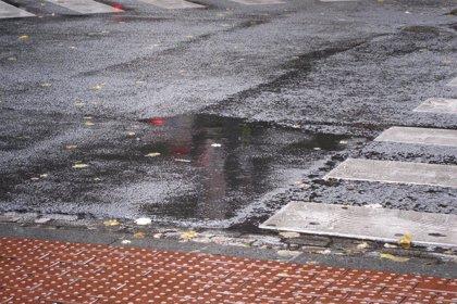 Activado para este sábado en Euskadi el aviso amarillo por precipitaciones intensas