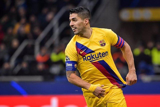 Fútbol.- Luis Suárez recibe el alta médica a una semana de retomar la Liga
