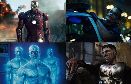 Las 10 mejores películas y series de superhéroes en Netflix