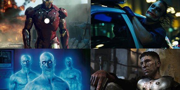 2. Las 10 mejores películas y series de superhéroes en Netflix