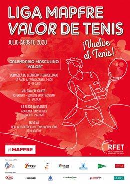 Liga MAPFRE Valor de Tenis