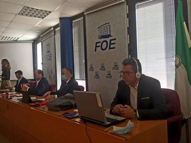 Huelva.-La Delegación de Agricultura sostiene que la compatibilidad entre desarr
