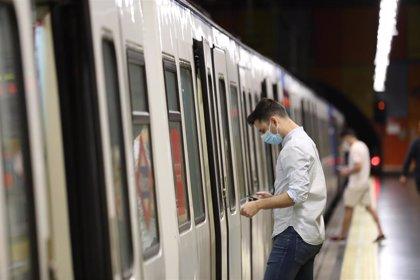 Metro, Cercanías y líneas de autobús recuperan todos sus asientos disponibles con la Fase 2