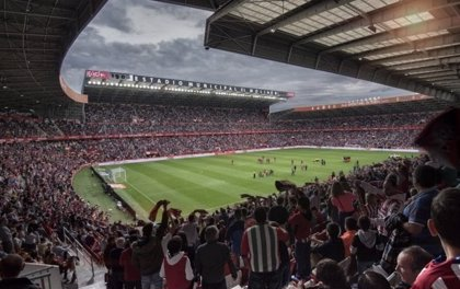 La posibilidad de que entre público al Sporting de Gijón-Real Oviedo depende del Gobierno central, aclara Barbón
