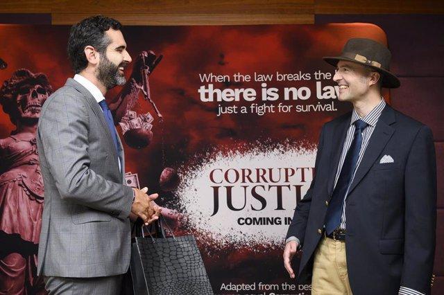Almería acogerá a primeros de julio el rodaje de la serie de la televisión 'Corruption of Justice'