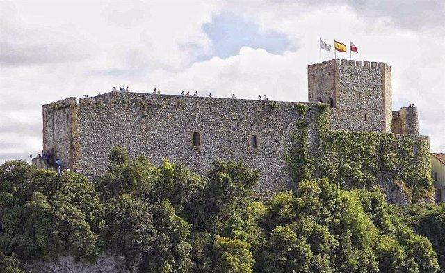 Castillo del Rey de San Vicente de la Barquera