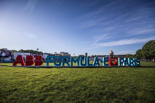 ABB Formula E, acesso principal al GP de París celebrado en 2019