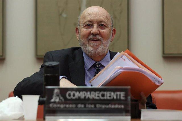 El presidente del Centro de Investigaciones Sociológicas, José Felix Tezános.