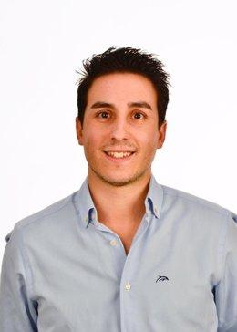 El portavoz del PP en el Ayuntamiento de Carcabuey (Córdoba), Álvaro González