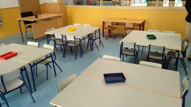 Foto recurso colegio
