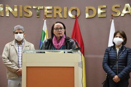 Coronavirus.- Bolivia estima que tendrá 100.000 casos de coronavirus antes de que empiece agosto