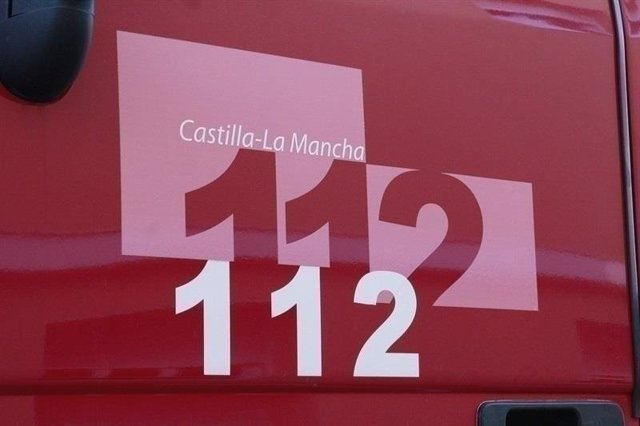 Logotipo del 112. Imagen de Archivo.