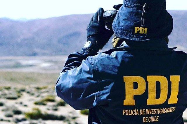 Policía Chile