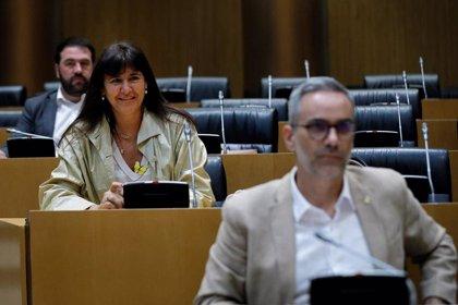Laura Borràs, ante la comisión del Congreso que decidirá sobre su suplicatorio