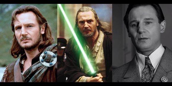 1. Liam Neeson: Sus 10 mejores películas