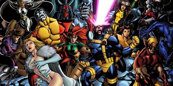 1. Filtrada la nueva formación de X-Men dentro del Universo Marvel?