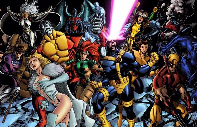 ¿Filtrada La Nueva Formación De X-Men Dentro Del Universo Marvel?