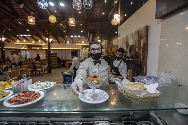 Reobren els restaurants de Gaza