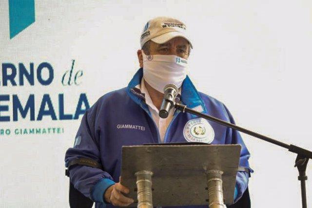 Coronavirus.- El presidente de Guatemala se pasa al teletrabajo tras registrarse