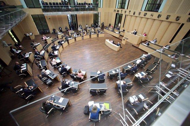 Bundesrat session in Berlin