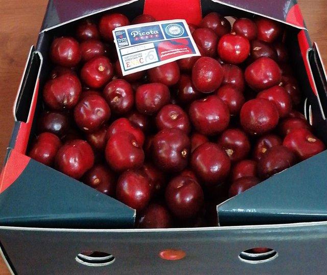 COMUNICADO: Salen al mercado las primeras Picotas del Jerte con Denominación de