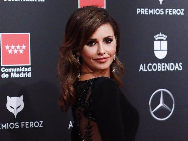 Mónica Cruz en los premios Feroz 2020